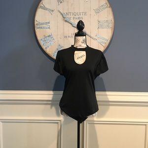 NWOT Shein ruffle bodysuit